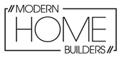 Modern Home Builders - magazine logo